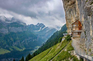 From Ebenalp to Aescher Wildkirchli – Wasserauen