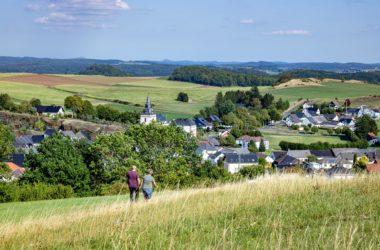 Wandeling Steffelnerwald en Vulkangarten – Steffeln