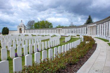 In Flanders Fields: Tyne Cot Cemetery – Zonnebeke