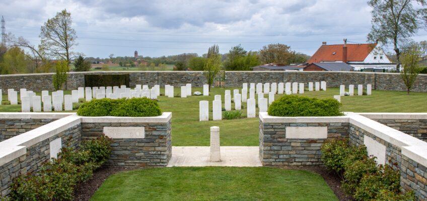 In Flanders Fields: Polygon Wood Cemetery – Zonnebeke