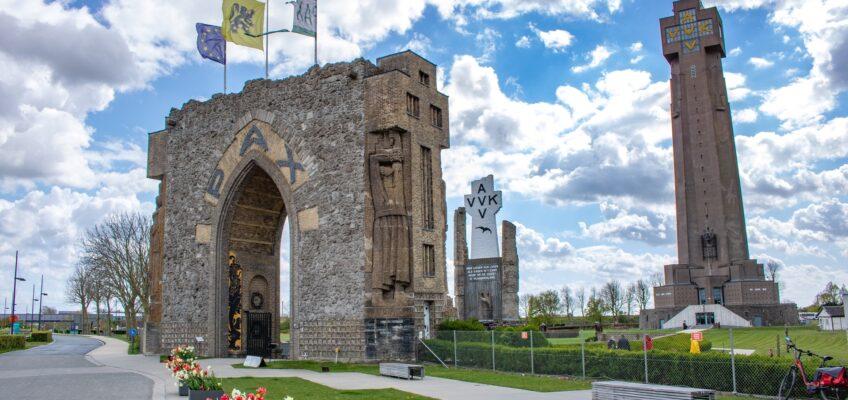In Flanders Fields: IJzer Tower – Diksmuide